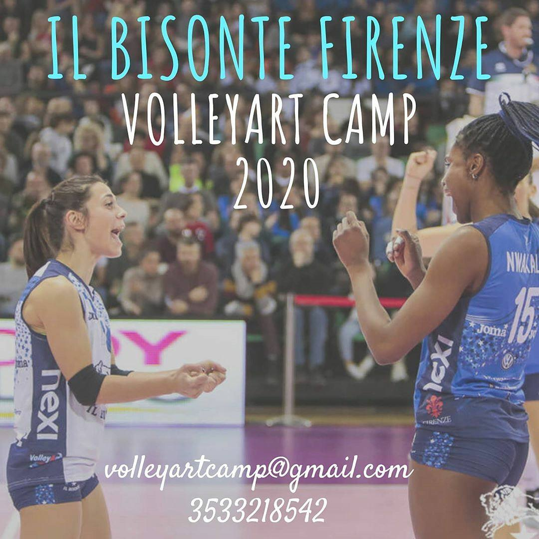 VolleyArt Camp 2020